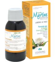Lehning Myrtine Inhalante Solution D'inhalation 5 Huiles Essentiels Bio Fl/90ml à Toulon