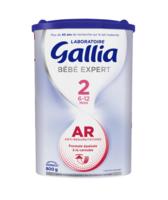 Gallia Bebe Expert Ar 2 Lait En Poudre B/800g à Toulon
