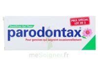Parodontax Dentifrice Gel Fluor 75ml X2 à Toulon