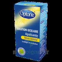 Optone Solution Oculaire Rafraîchissante Yeux Irrités Fl/10ml à Toulon