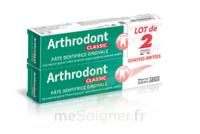 Pierre Fabre Oral Care Arthrodont Dentifrice Classic Lot De 2 75ml à Toulon