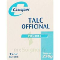 Cooper Talc, Bt 250 G à Toulon