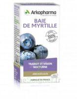 Arkogélules Myrtille Baies Gélules Fl/45 à Toulon
