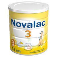 Novalac 3 Lait De Croissance B/800g à Toulon