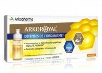 Arkoroyal Défenses Naturelles Gelée Adulte 7 Doses/10ml à Toulon