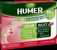 Humer Nez/gorge Jour&nuit 15 Comprimés à Toulon
