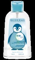 Abcderm H2o Solution Sans Rinçage Nettoyante Bébé Fl Pompe/1l à Toulon