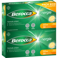 Berocca Energie Comprimés Effervescents Orange B/60 à Toulon