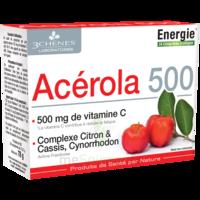 3 Chenes Phytotherapie Familiale Comprimés à Croquer Acérola 500 B/24 à Toulon