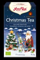 Yogi Tea Tisane AyurvÉdique Christmas Tee Bio 17sach/2g à Toulon