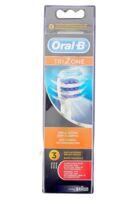 Brossette De Rechange Oral-b Trizone X 3 à Toulon