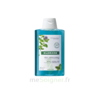 Acheter Klorane Menthe aquatique BIO Shampooing détox fraicheur 200ml à Toulon