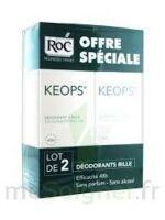 Keops Deodorant Bille Peaux Fragiles Lot De 2 à Toulon