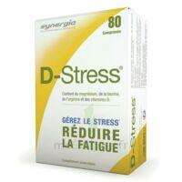 D-stress, Boite De 80 à Toulon