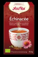 Yogi Tea Tisane AyurvÉdique Echinacea Bio 17sach/1,8g à Toulon