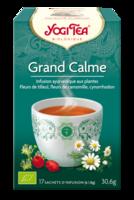 Yogi Tea Tisane Ayurvédique Grand Calme Bio 17 Sachets/1,8g à Toulon