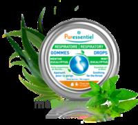 Puressentiel Respiratoire Gommes Menthe-eucalyptus Respiratoire - 45 G à Toulon