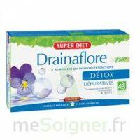Drainaflore Bio Detox Ampoule, Bt 20 à Toulon