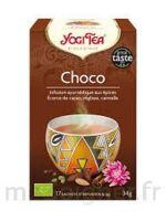 Yogi Tea Tisane AyurvÉdique Choco Bio 17sach/2g à Toulon