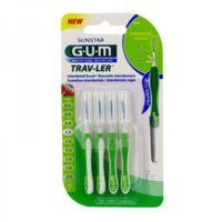 Gum Trav - Ler, 1,1 Mm, Manche Vert , Blister 4 à Toulon