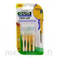 Gum Trav - Ler, 1,3 Mm, Manche Jaune , Blister 4 à Toulon