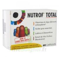 Nutrof Total Caps Visée Oculaire B/60 à Toulon