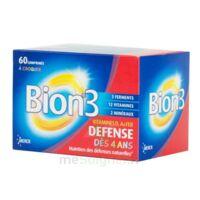 Acheter Bion 3 Défense Junior Comprimés à croquer framboise B/60 à Toulon