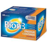 Acheter Bion 3 Energie Continue Comprimés B/60 à Toulon