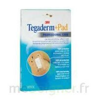 Tegaderm + Pad, 5 Cm X 7 Cm , Bt 10 à Toulon