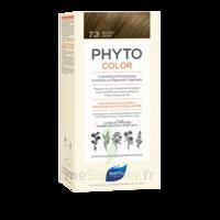 Phytocolor Kit Coloration Permanente 7.3 Blond Doré à Toulon