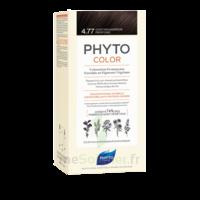 Phytocolor Kit Coloration Permanente 4.77 Châtain Marron Profond à Toulon