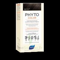 Phytocolor Kit Coloration Permanente 5 Châtain Clair à Toulon