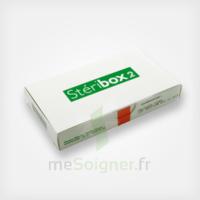 Stéribox Kit Prévention Et Hygiène Pour Les Toxicomanes Avec Seringues 100ui/ml à Toulon
