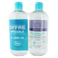 Jonzac Eau Thermale Rehydrate Eau Micellaire Hydratante Visage Et Yeux 2*500ml à Toulon