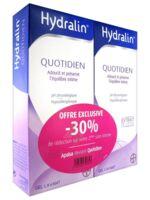 Hydralin Quotidien Gel Lavant Usage Intime 2*200ml à Toulon