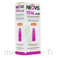 Neovis Total Multi S Ophtalmique Lubrifiante Pour Instillation Oculaire Fl/15ml à Toulon