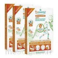 Puressentiel Articulations Et Muscles Patch Chauffant 14 Huiles Essentielles Lot De 3