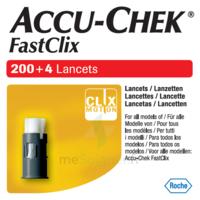 Accu-chek Fastclix Lancettes B/204 à Toulon