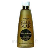 Soleil Noir Huile Vitaminée Ultra Bronzante Fl/150ml à Toulon