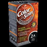 Color&soin Kit Coloration Permanente 2a Brun Azuré