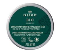 Acheter Nuxe Bio Déodorant Baume Fraîcheur 24h Toutes Peaux Pot/50g à Toulon