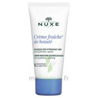 Crème Fraiche® De Beauté - Masque Hydratant 48h Et Anti-pollution50ml à Toulon