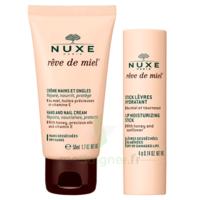 Rêve De Miel Crème Mains Et Ongles + Stick Lèvres Hydratant à Toulon