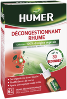 Humer Décongestionnant Rhume Spray Nasal 20ml à Toulon
