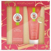 Roger & Gallet Fleur De Figuier Eau Fraiche + Gel Douche Coffret à Toulon