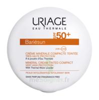 Acheter URIAGE BARIESUN SPF50+ Crème compacte minérale teintée claire Boîtier/10g à Toulon