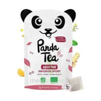 Panda Tea Sportea 28 Sachets à Toulon