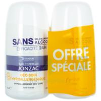 Jonzac Eau Thermale Lot 2 Déodorants Soin 2x50ml à Toulon