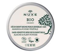 Acheter Nuxe Bio Déodorant Baume Fraîcheur 24h Peaux Sensibles Pot/50g à Toulon