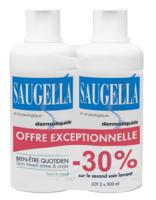 Saugella Emulsion Dermoliquide Lavante 2fl/500ml à Toulon